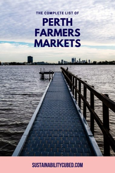 List of Perth Farmers Markets