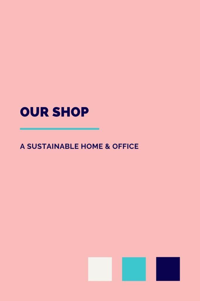 Shop Sustainably