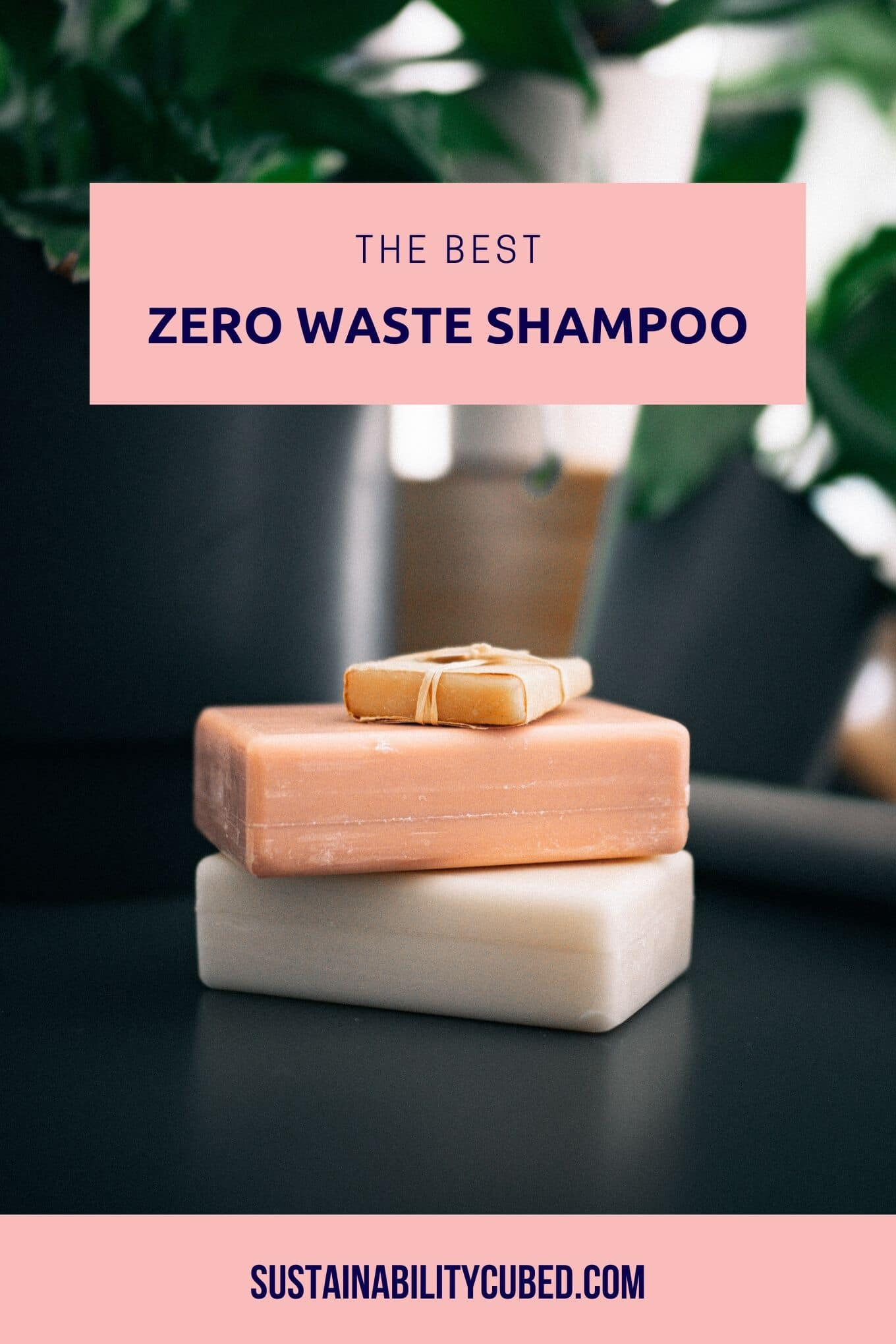 The Most Sustainable Zero Waste Shampoo