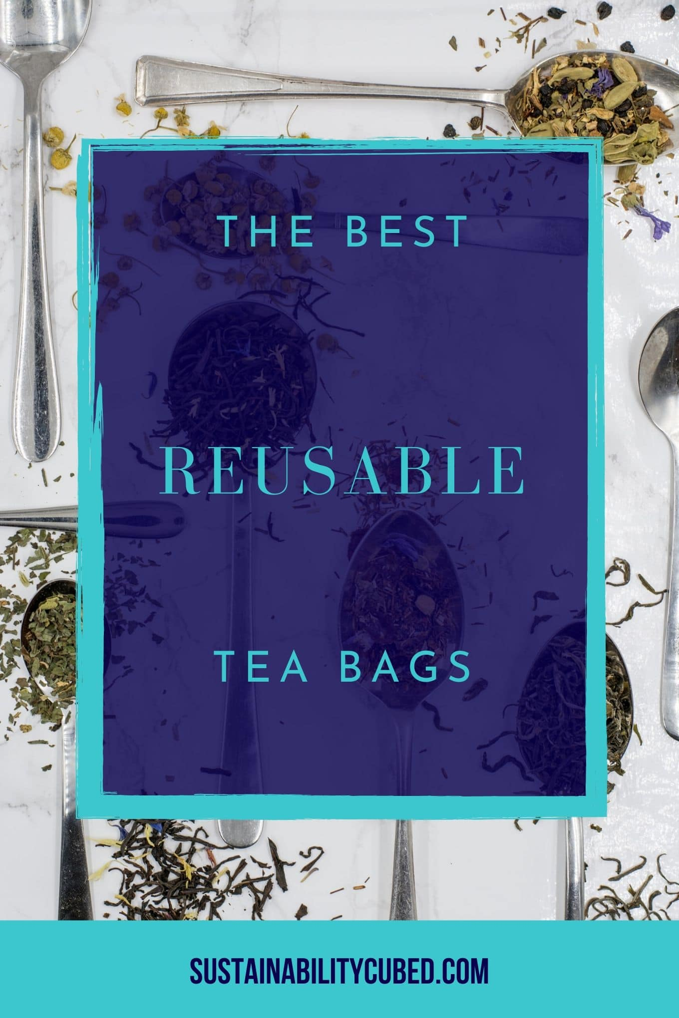 Reusable Tea Bags: Buy or Make Your Own