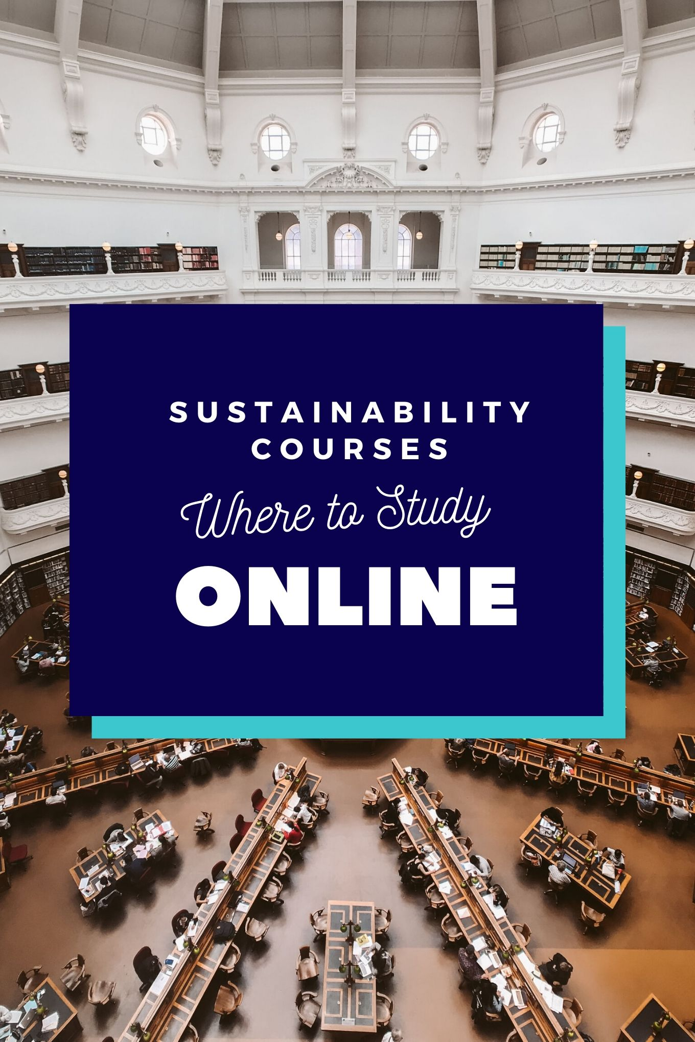 Sustainability Courses: Upskill or Retrain in 2020
