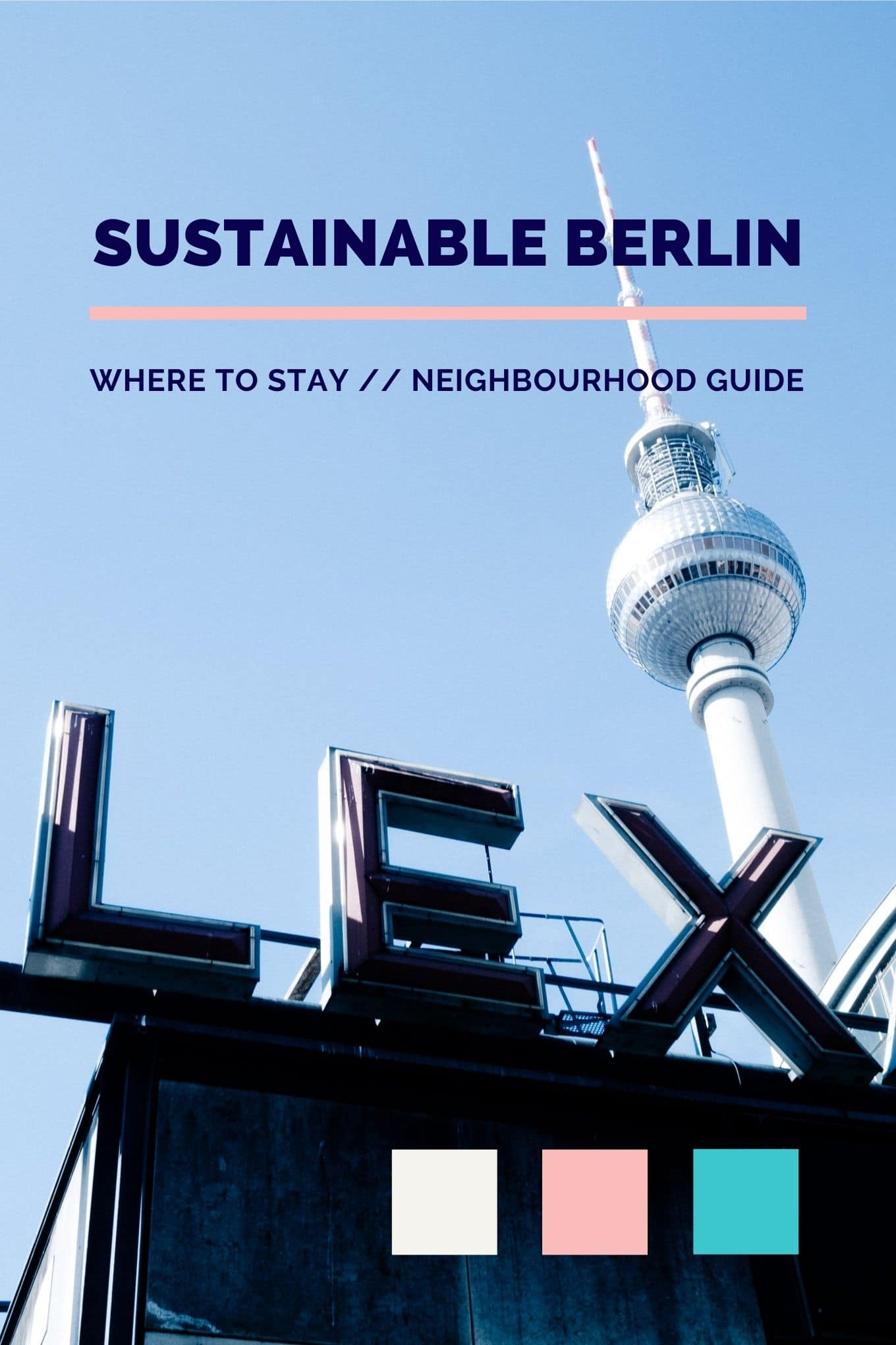 Berlin Alexa - Sustainable Hotels Cover Photo