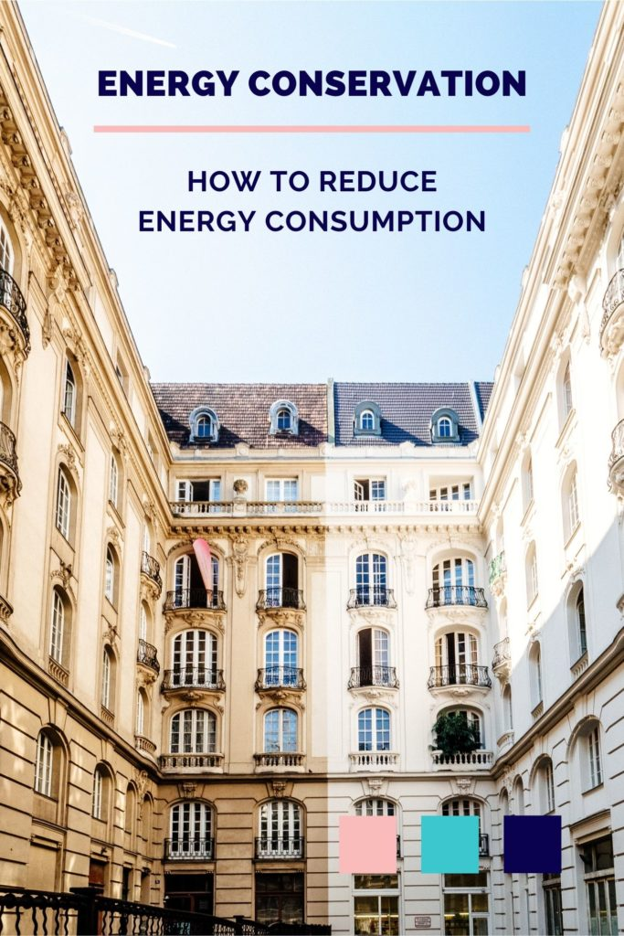 Energy Conservation in the Built Environment