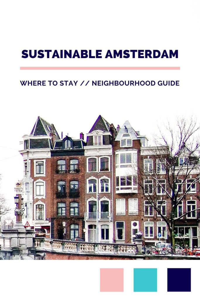 Sustainable Hotels Amsterdam