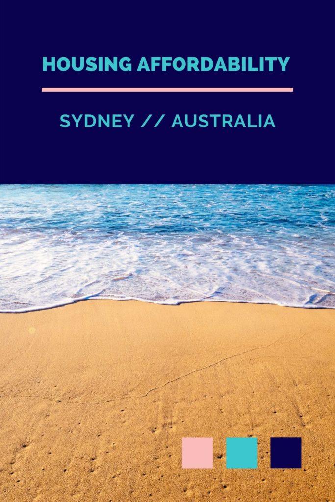 Sydney Housing Affordability