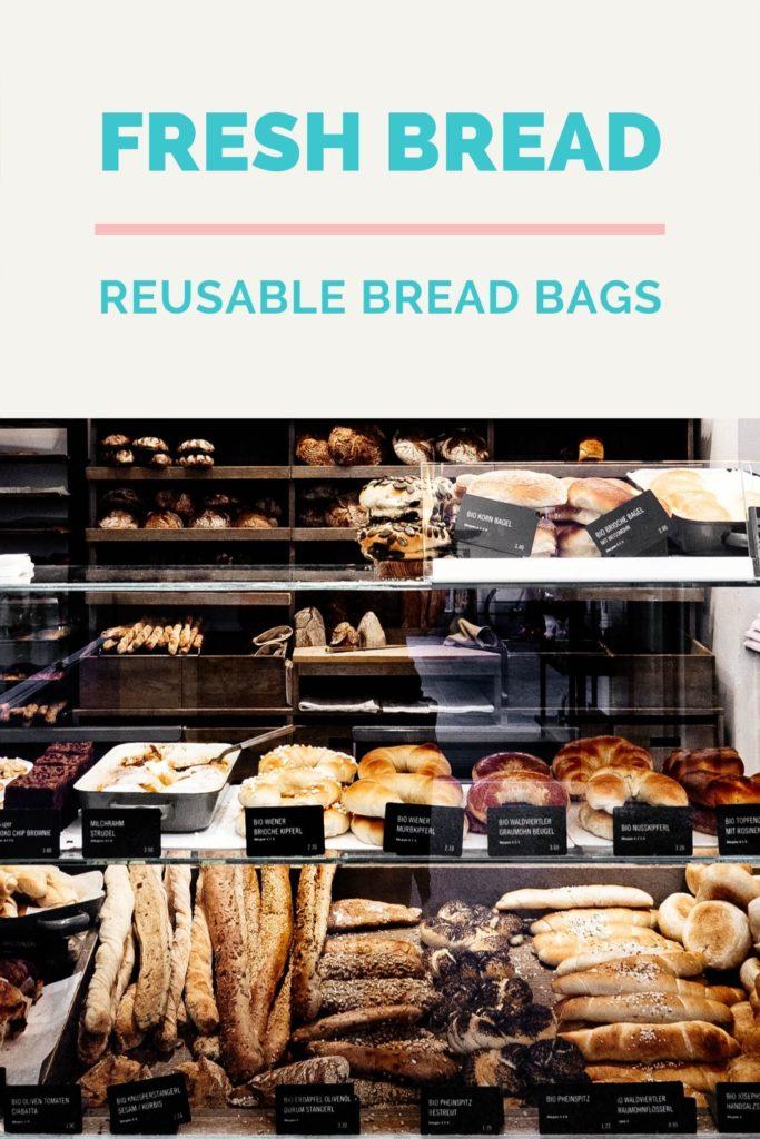 Artisan bakery with fresh bread in Vienna